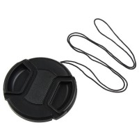 Защитная крышка для объектива Canon Nikon Pentax Sony с диаметром 82 мм