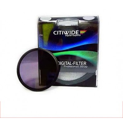 """Фильтр CPL """"Citiwide"""" (циркулярно-поляризационный) с резьбой 55 мм"""