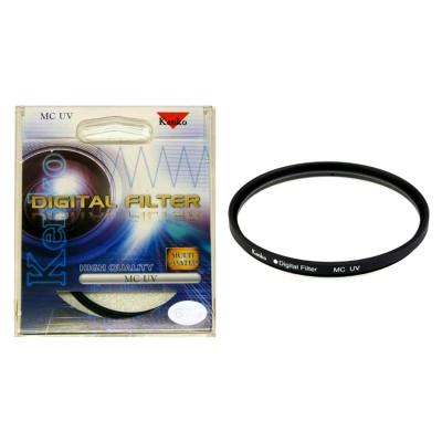Ультрафиолетовый фильтр Kenko на объектив с резьбой 77 мм
