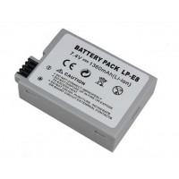 Литий - ионный аккумулятор для Canon LP-E8. Ёмкость: 1500 mAh