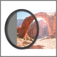 Фильтр NONAME ND8 (NEUTRAL DENSITY) для объектива с резьбой 58 мм