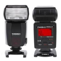 Вспышка Yongnuo Speedlite YN 468-II TTL для Canon