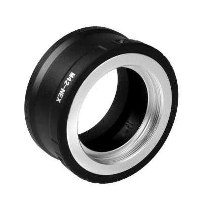 Адаптер-переходник M42 на фотоаппарат Sony NEX