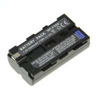 Литий - ионный аккумулятор для Sony NP-F550  2300mAh