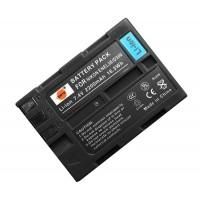 Литий - ионный аккумулятор для Nikon EN-EL3e 2200mAh.