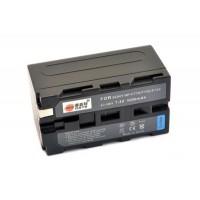 Литий - ионный аккумулятор  NP-F750/F770. Ёмкостью 5000мАч