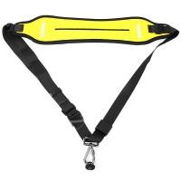 Универсальный жёлтый плечевой ремень для фотоаппарата