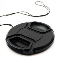 Защитная крышка для объектива Canon Nikon Pentax Sony с диаметром 49 мм
