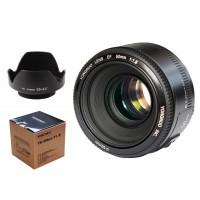 Объектив Yongnuo YN 50mm f1.8 на Canon