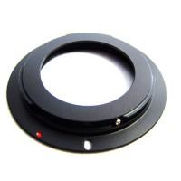 Адаптер для объективов с резьбой М42 для установки на Canon