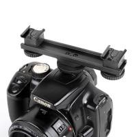 Планка - крепление для фотоаппарата или видеокамеры на горячий башмак