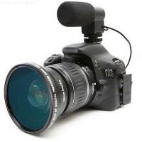 Внешний стереомикрофон ROWA RW-MIC 109 для DSLR камеры