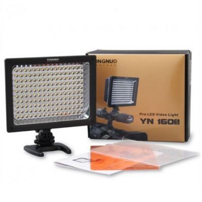 Осветитель светодиодный Yongnuo YN-160S (без шторок)