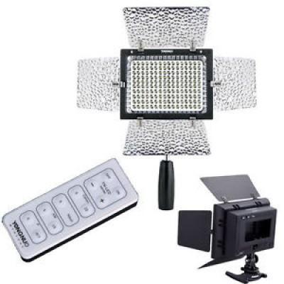 Осветитель светодиодный Yongnuo YN160 II LED Photo Video Light (со шторками)