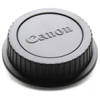 Задняя крышка (со стороны байонета) для объектива Canon