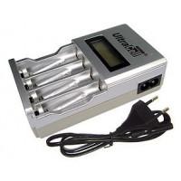 Зарядное устройство UltraCell для АА, ААА Ni-MH, Ni-CD аккумуляторов